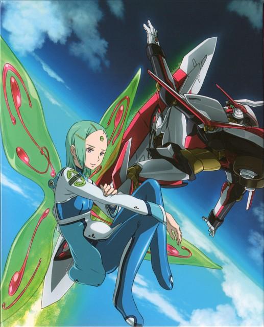 Yuuichi Katou, BONES, Eureka 7, Eureka 7: Astral Ocean, Eureka