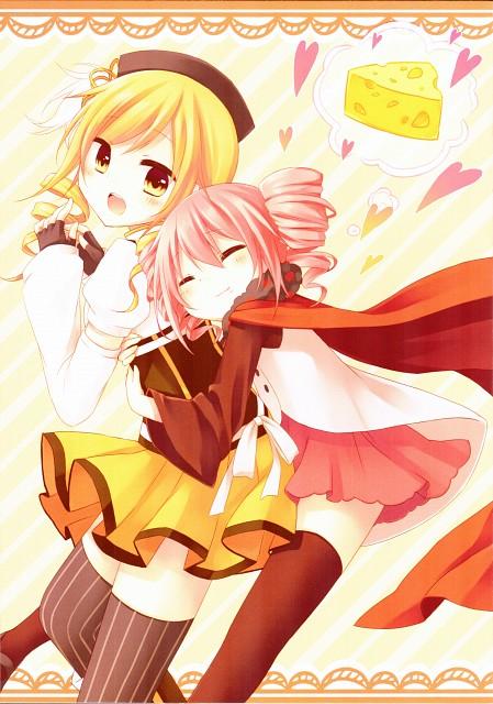 Kurumi Amane, Puella Magi Madoka Magica, Rain*Drop, Mami Tomoe, Charlotte (Puella Magi Madoka Magica)