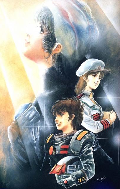 Haruhiko Mikimoto, Tatsunoko Production, Bandai Visual, Macross, Misa Hayase