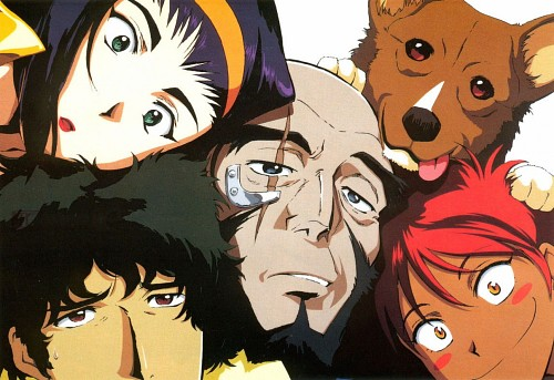 Toshihiro Kawamoto, Sunrise (Studio), Cowboy Bebop, Faye Valentine, Jet Black