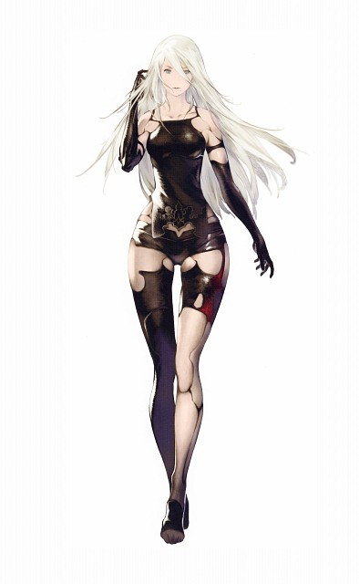 Akihiko Yoshida, Platinum Games Inc., Square Enix, Nier, Yorha Type A No.2