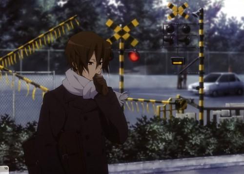 Kyoto Animation, The Melancholy of Suzumiya Haruhi, Suzumiya Haruhi Mini Illustration Book, Itsuki Koizumi