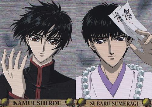 Madhouse, X, Kamui Shirou, Subaru Sumeragi