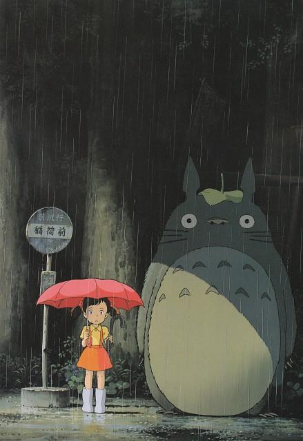 Hayao Miyazaki, Studio Ghibli, My Neighbor Totoro, The Art of My Neighbor Totoro, Satsuki Kusakabe