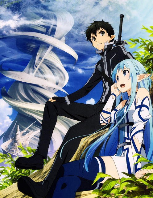 Abec, A-1 Pictures, Lost Song: The Complete Guide, Sword Art Online, Kazuto Kirigaya