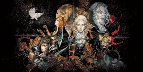 Ayami Kojima, Castlevania, Dracula, Adrian Farenheights Tepes, Richter Belmont