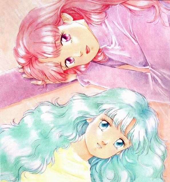 Takako Aonuma, Studio Pierrot, Magical Fairy Persia, Persia Hayami
