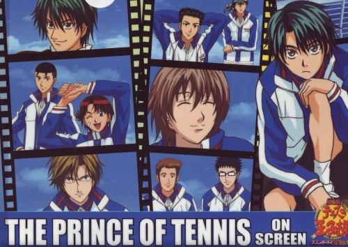 Takeshi Konomi, J.C. Staff, Prince of Tennis, Eiji Kikumaru, Ryoma Echizen