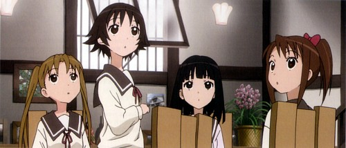 TYO Animations, Tamayura, Norie Okazaki, Fuu Sawatari, Kaoru Hanawa
