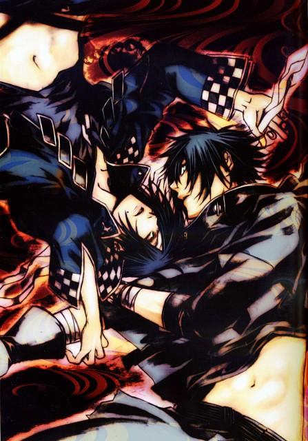 Kairi Shimotsuki, Brave 10, SHI-NO-GUI, Saizou Kirigakure, Rokuro Unno