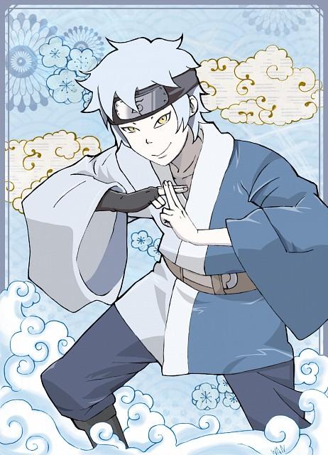 Naruto, Mitsuki (Naruto)