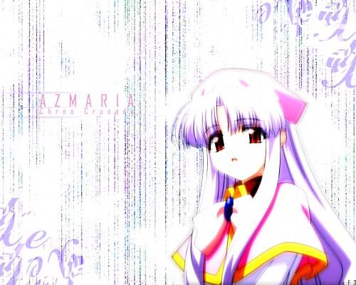 Daisuke Moriyama, Gonzo, Chrno Crusade, Azmaria Hendric Wallpaper