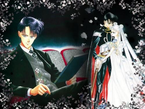 Naoko Takeuchi, Bishoujo Senshi Sailor Moon, Prince Endymion, Princess Serenity, Mamoru Chiba Wallpaper