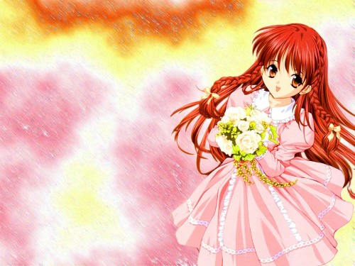 Naoto Tenhiro, Sister Princess, Karen (Sister Princess) Wallpaper
