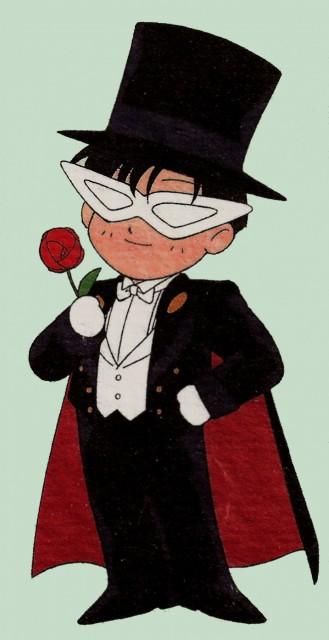 Toei Animation, Bishoujo Senshi Sailor Moon, Tuxedo Kamen