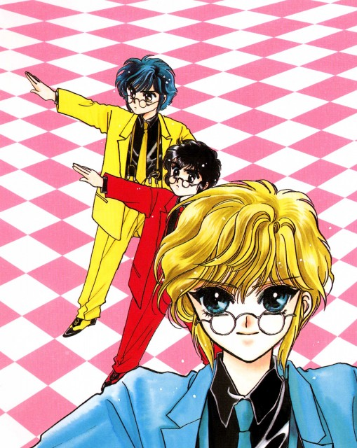 CLAMP, Studio Pierrot, CLAMP School Detectives, CLAMP South Side, Akira Ijyuin
