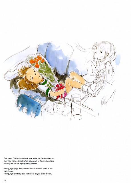 Studio Ghibli, Studio Hibari, Spirited Away, Chihiro Ogino
