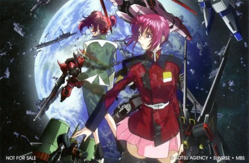 Sunrise (Studio), Mobile Suit Gundam SEED Destiny, Meyrin Hawke, Lunamaria Hawke