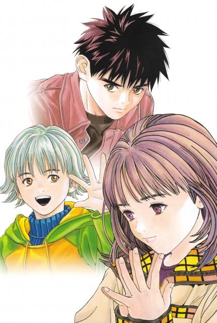 Masakazu Katsura, Aizu, Itsuki Akiba, Ichitaka Seto, Iori Yoshizuki