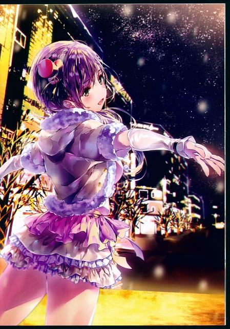 DS Mairu, Bokuto Kimitono Live, Love Live! School Idol Project, Nozomi Tojo, Comic Market 86