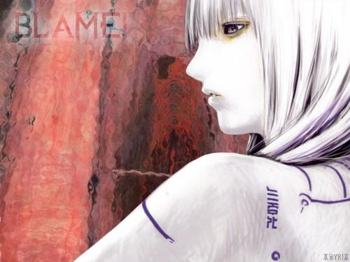 Tsutomu Nihei, Blame!, Cibo Wallpaper