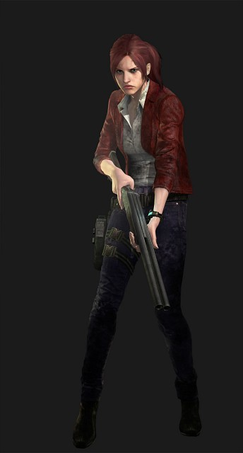 Capcom, Resident Evil: Revelations 2, Claire Redfield