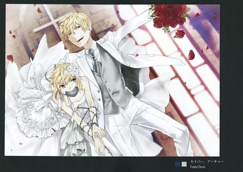 Kyou Zip, Ufotable, TYPE-MOON, Fate/Zero, Chalice 4