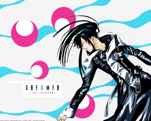 Katsura Hoshino, TMS Entertainment, D Gray-Man, Yu Kanda, Vector Art Wallpaper