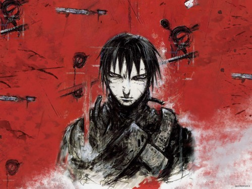 Tsutomu Nihei, Blame!, Killy Wallpaper