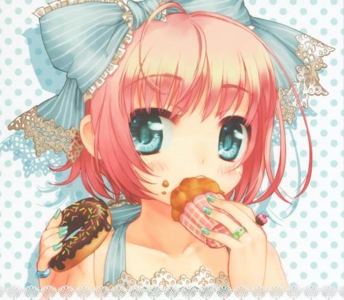 Yuzuno Asaki, Closet Child, Lolita Style 2008 Calendar, Calendar