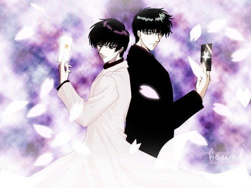 CLAMP, Madhouse, X, Seishirou Sakurazuka, Subaru Sumeragi Wallpaper