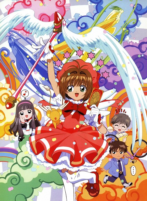 CLAMP, Madhouse, Cardcaptor Sakura, Cheerio!, Tomoyo Daidouji