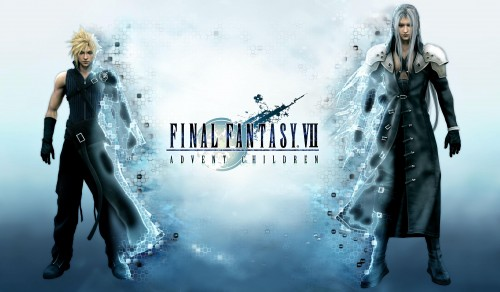 Square Enix, Final Fantasy VII: Advent Children, Sephiroth, Cloud Strife, Occupations