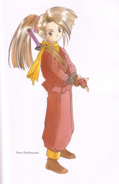 Namco, Tales of Phantasia - The Origin, Tales of Phantasia, Suzu Fujibayashi