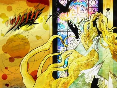 CLAMP, Bee Train, Tsubasa Reservoir Chronicle, Emeraude Wallpaper