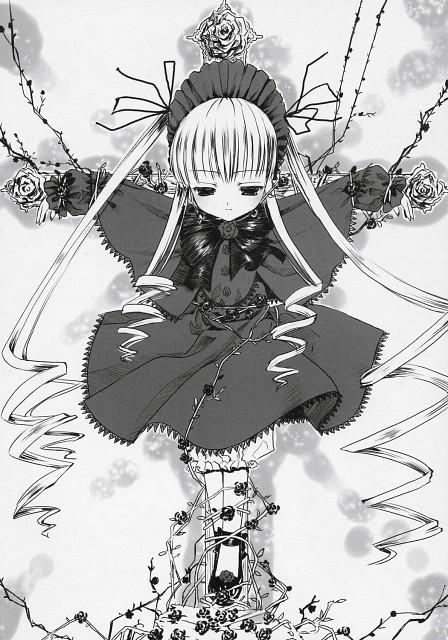 Minato Hiromu, Rozen Maiden, Blue Wind - Dolls, Shinku, Doujinshi