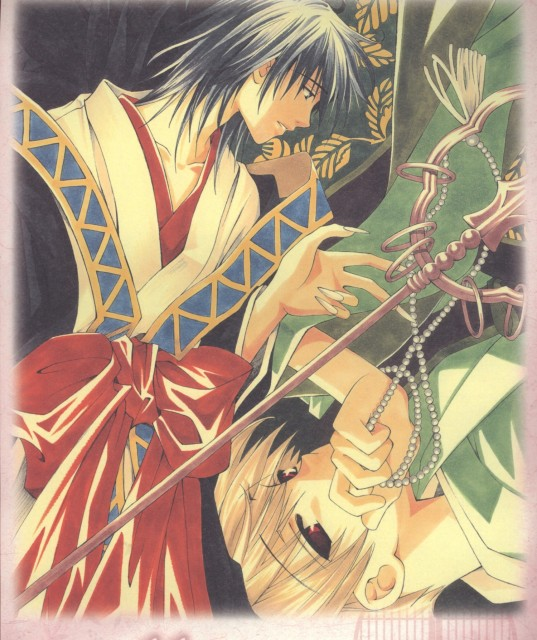 Sakura Kinoshita, Tactics, Kantarou Ichinomiya, Haruka (Tactics)