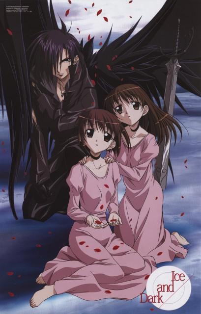 Yukiru Sugisaki, Xebec, D.N.Angel, Riku Harada, Risa Harada