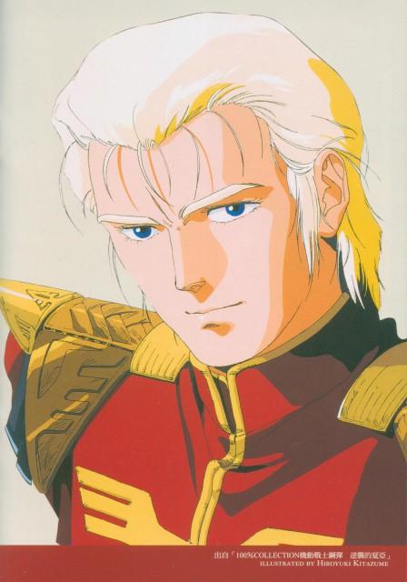 Mobile Suit Gundam - Universal Century, Mobile Suit Gundam Char's Counterattack, Char Aznable