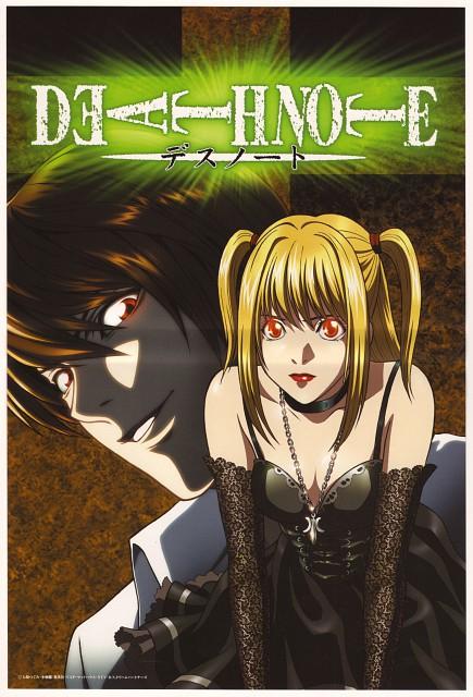 Madhouse, Death Note, Misa Amane, Light Yagami
