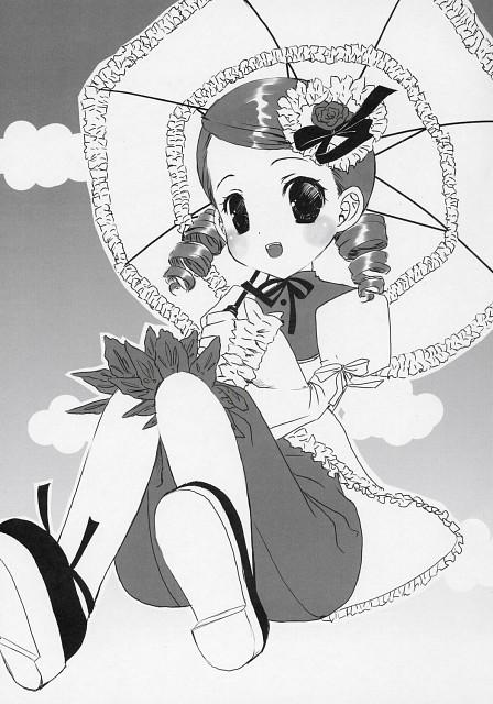 Minato Hiromu, Rozen Maiden, Blue Wind - Dolls, Kanaria, Doujinshi