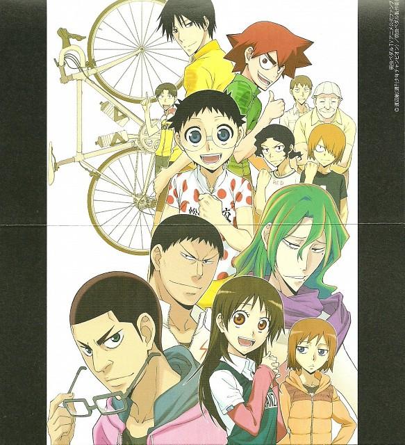 Wataru Watanabe, TMS Entertainment, Yowamushi Pedal, Shoukichi Naruko, Aya Tachibana
