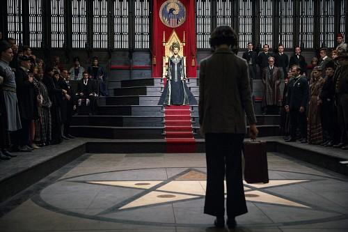 Warner Bros., Fantastic Beasts, Seraphina Picquery, Percival Graves, Porpentina Goldstein