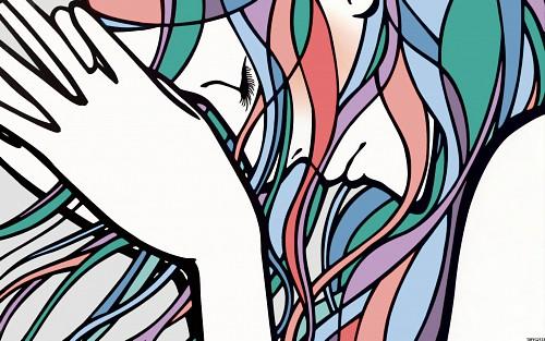 Kunie Kanbara, ECHO (Artbook) Wallpaper