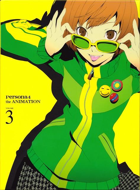 Shigenori Soejima, Atlus, Anime International Company, Shin Megami Tensei: Persona 4, Chie Satonaka