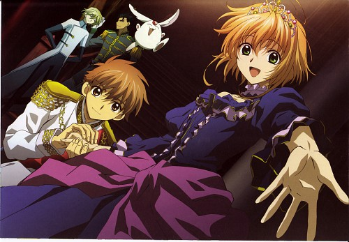 CLAMP, Bee Train, Tsubasa Reservoir Chronicle, Syaoran Li, Kurogane