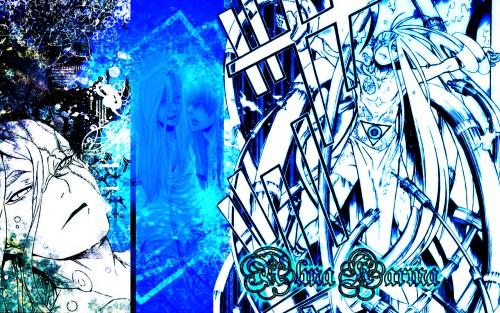 Katsura Hoshino, TMS Entertainment, D Gray-Man, Alma Karma Wallpaper