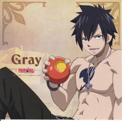 Hiro Mashima, Satelight, Fairy Tail, Gray Fullbuster