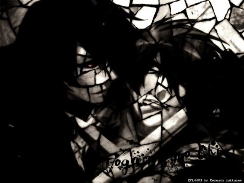 A-1 Pictures, Nitro+, Togainu no Chi, Akira (Togainu no Chi), Shiki  Wallpaper