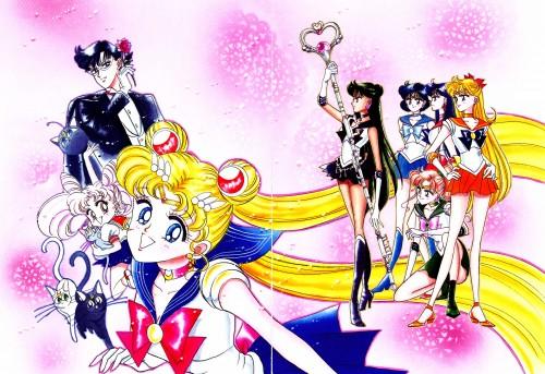 Naoko Takeuchi, Bishoujo Senshi Sailor Moon, BSSM Original Picture Collection Vol. III, Sailor Jupiter, Diana